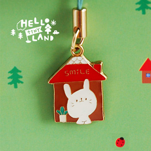 hello tiny land_smile rabbit