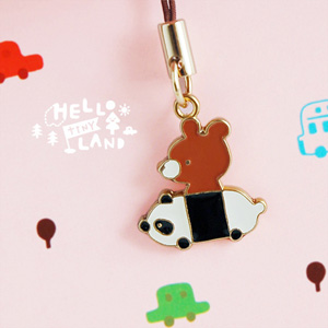 hello tiny land_driving bear