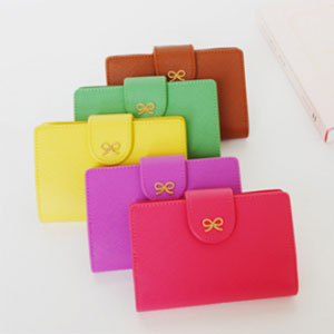 RIBBON CARD WALLET